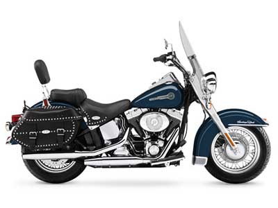 2005 Harley-Davidson FLSTCI Heritage Softail® Classic® Peace Officer Special Edition in Frederick, Maryland - Photo 10