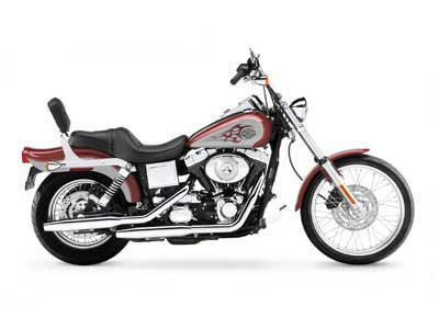 2005 Harley-Davidson FXDWG/FXDWGI Dyna Wide Glide® in Lafayette, Indiana - Photo 8