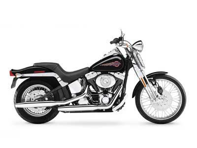 2005 Harley-Davidson FXSTS/FXSTSI Springer® Softail® in Stuart, Florida - Photo 22