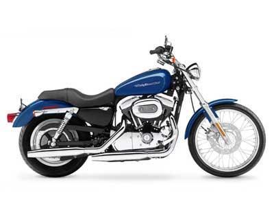 2005 Harley-Davidson Sportster® XL 1200 Custom in Fort Wayne, Indiana