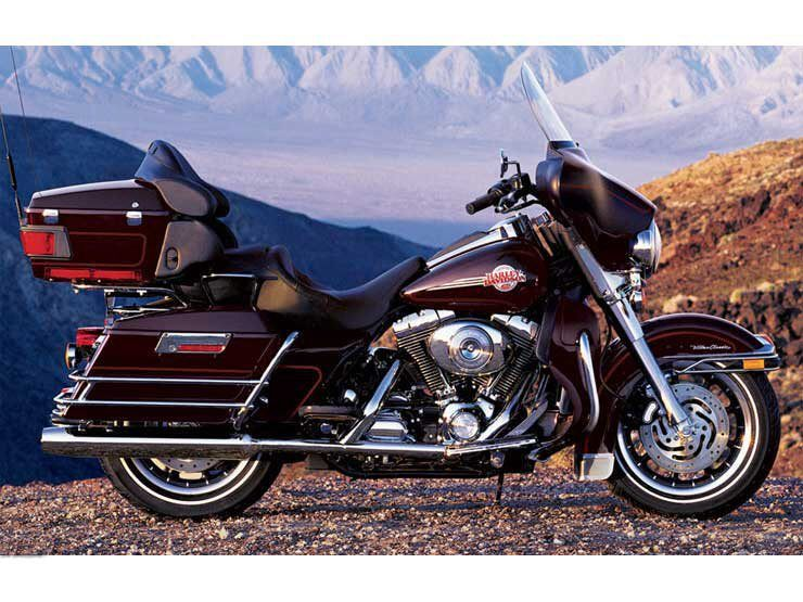 2005 Harley-Davidson FLHTCUI Ultra Classic Electra Glide 2