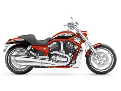2006 Harley-Davidson CVO™ Screamin' Eagle® V-Rod® in Charleston, Illinois