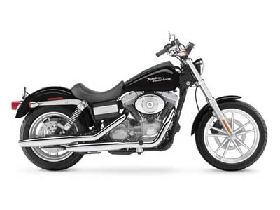 2006 Harley-Davidson Dyna™ Super Glide® in Asheville, North Carolina