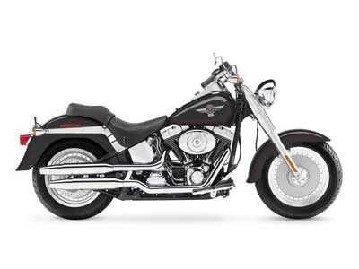 2006 Harley-Davidson Fat Boy® in Amarillo, Texas - Photo 2