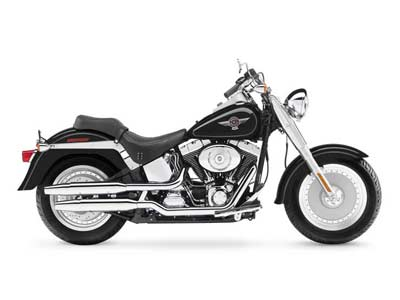 2006 Harley-Davidson Fat Boy® in Savannah, Georgia