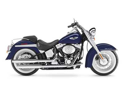 2006 Harley-Davidson Softail® Deluxe in Elkhart, Indiana - Photo 2