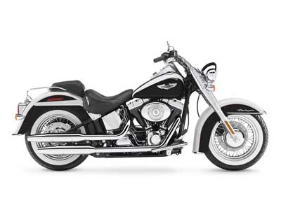 2006 Harley-Davidson Softail® Deluxe in Ames, Iowa - Photo 1