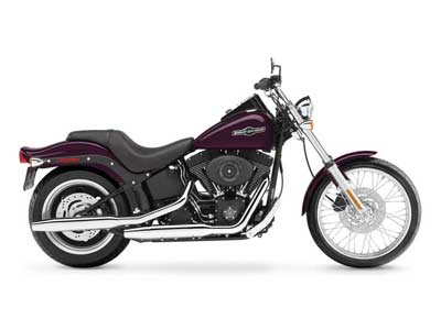 2006 Harley-Davidson Softail® Night Train® in Rapid City, South Dakota