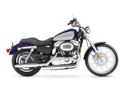 2006 Harley-Davidson Sportster® 1200 Custom in Leominster, Massachusetts - Photo 1