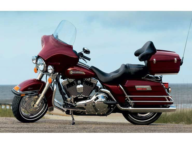 Used 2006 Harley Davidson Electra Glide Classic Motorcycles In Houston Tx Stock Number 150u637876