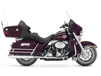 2006 Harley-Davidson Ultra Classic® Electra Glide® in Mauston, Wisconsin - Photo 10