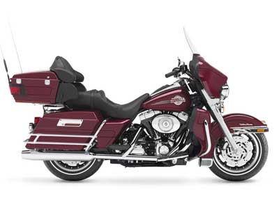 2006 Harley-Davidson Ultra Classic® Electra Glide® in Scott, Louisiana - Photo 1