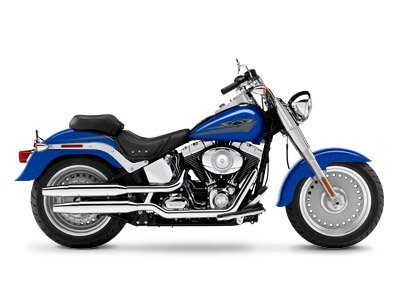 2007 Harley-Davidson FLSTF Softail® Fat Boy® in Paris, Texas - Photo 2