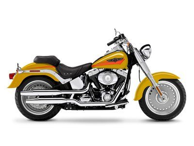 2007 Harley-Davidson FLSTF Softail® Fat Boy® in Eustis, Florida