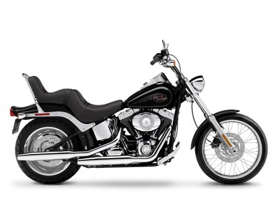 2007 Harley-Davidson Softail® Custom in Cohoes, New York