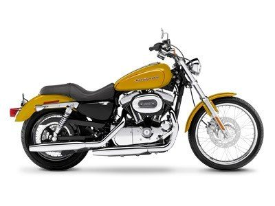2007 Harley-Davidson XL 1200C Sportster® in Broken Arrow, Oklahoma