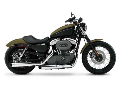 2007 Harley-Davidson XL 1200N Sportster® Nightster™ in Hamilton, New Jersey