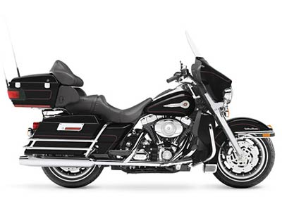 2007 Harley-Davidson FLHTCU Ultra Classic® Electra Glide® Patriot Special Edition in Knoxville, Tennessee