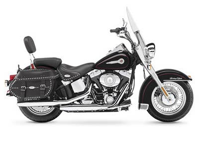 2007 Harley-Davidson FLSTC Heritage Softail® Classic Patriot Special Edition in Ames, Iowa - Photo 11