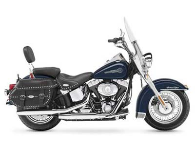 2007 Harley-Davidson FLSTC Heritage Softail® Classic Peace Officer Special Edition in Kingsport, Tennessee - Photo 6