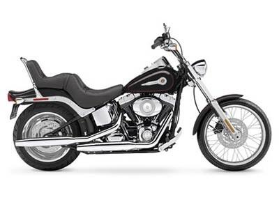 2007 Harley-Davidson FXSTC Softail® Custom Patriot Special Edition in Broadalbin, New York