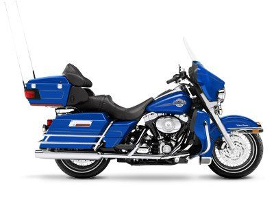 2007 Harley-Davidson Ultra Classic® Electra Glide® in The Woodlands, Texas - Photo 1