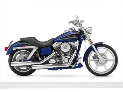 2008 Harley-Davidson CVO™ Screamin' Eagle® Dyna® in Centralia, Washington