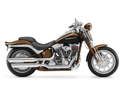 2008 Harley-Davidson CVO™ Screamin' Eagle® Softail® Springer® in Pasadena, Texas - Photo 6