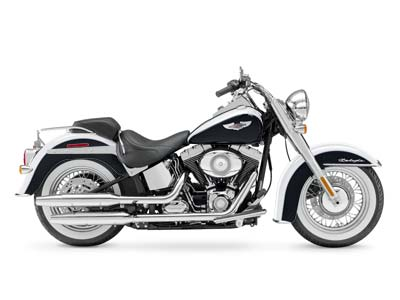 2008 Harley-Davidson Softail® Deluxe in New York Mills, New York