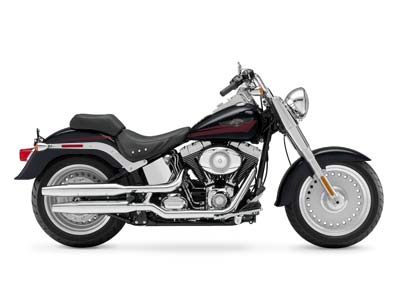 2008 Harley-Davidson Softail® Fat Boy® in Norfolk, Virginia