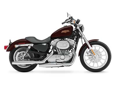 2008 Harley-Davidson Sportster® 883 Low in Canton, Ohio