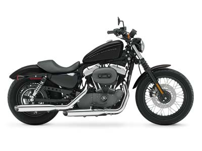 2008 Harley-Davidson Sportster® 1200 Nightster® in Valparaiso, Indiana - Photo 6