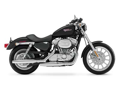 2008 Harley-Davidson Sportster® 883 in Auburn, Washington