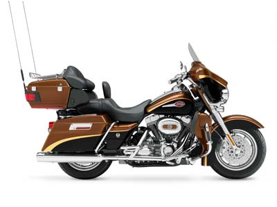 2008 Harley-Davidson CVO™ Screamin' Eagle® Ultra Classic® Electra Glide® in Tyrone, Pennsylvania