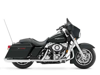 2008 Harley-Davidson Street Glide® in Vacaville, California - Photo 2