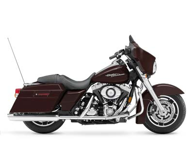2008 Harley-Davidson Street Glide® in Leominster, Massachusetts