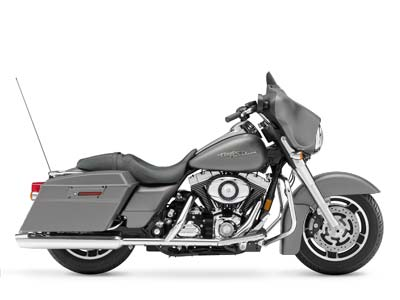 2008 Harley-Davidson Street Glide® in Pensacola, Florida - Photo 26