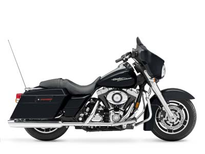 2008 Harley-Davidson Street Glide® in Marion, Illinois - Photo 7