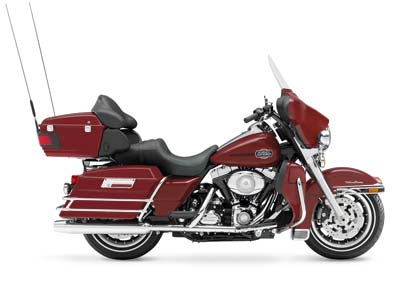 2008 Harley-Davidson Ultra Classic® Electra Glide® in Rothschild, Wisconsin