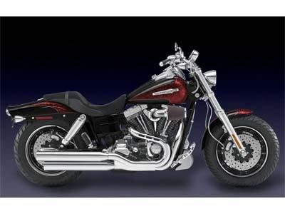 2009 Harley-Davidson CVO™ Dyna® Fat Bob® in New York Mills, New York - Photo 2