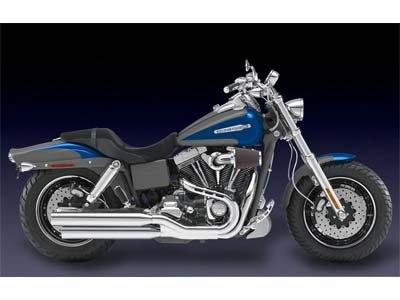 2009 Harley-Davidson CVO™ Dyna® Fat Bob® in Loveland, Colorado