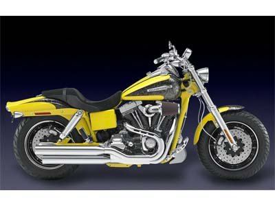 2009 Harley-Davidson CVO™ Dyna® Fat Bob® in Norfolk, Virginia - Photo 1