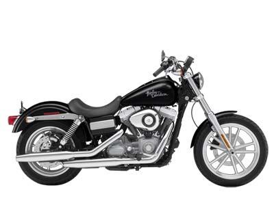 2009 Harley-Davidson Dyna® Super Glide® in Sterling, Illinois