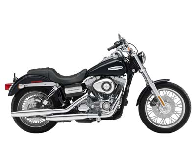 2009 Harley-Davidson Dyna Super Glide Custom in Newport News, Virginia