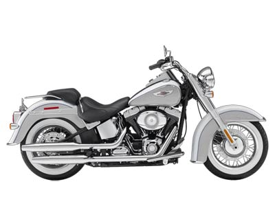 2009 Harley-Davidson Softail® Deluxe in Mentor, Ohio