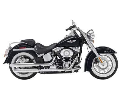 2009 Harley-Davidson Softail® Deluxe in Leominster, Massachusetts