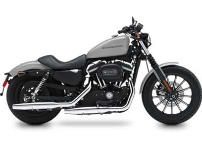 2009 Harley-Davidson Sportster® Iron 883™ in Fort Wayne, Indiana