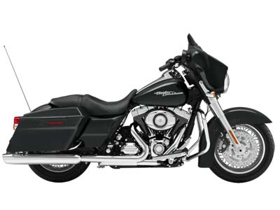 2009 Harley-Davidson Street Glide® in Mauston, Wisconsin - Photo 10