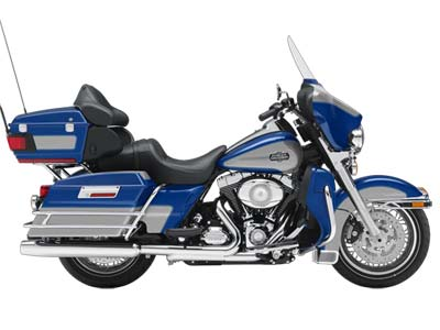 2009 Harley-Davidson Ultra Classic® Electra Glide® in Plainfield, Indiana