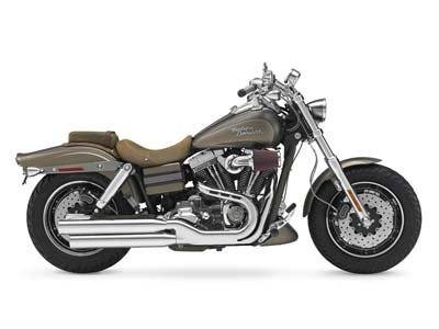 2010 Harley-Davidson CVO™ Dyna® Fat Bob® in Norfolk, Virginia